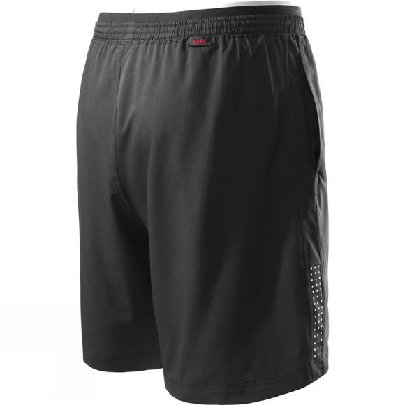 Saxx Mens Kinetic Train Shorts Black