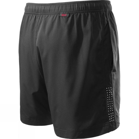 Saxx Mens Kinetic Run Shorts Black