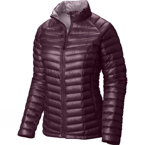 Mountain Hardwear Women's Ghost Whisperer Down Jacket Marionberry