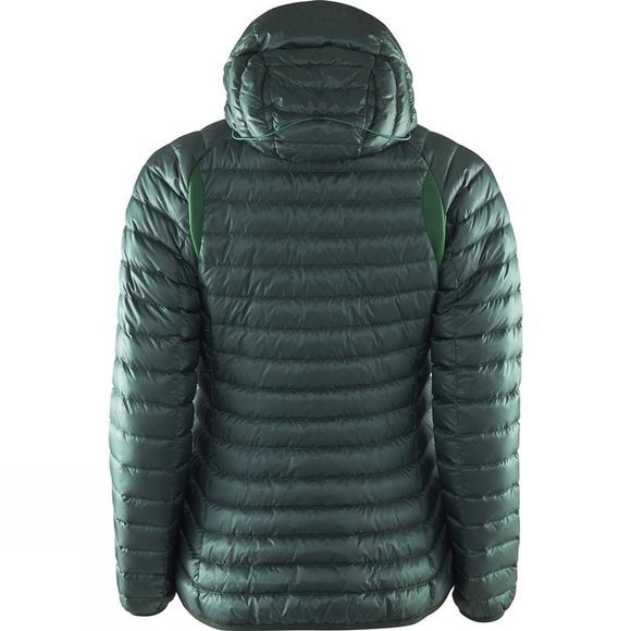 Haglofs Womens Essens III Down Hood Mineral / Marble Green
