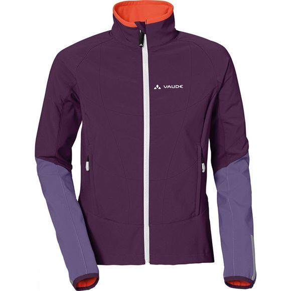 Vaude Womens Primasoft Jacket Elderberry
