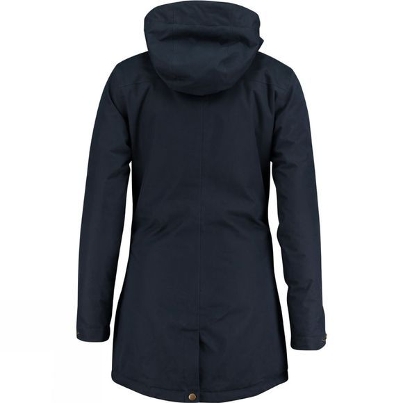 Ayacucho Womens Starboard Winter Coat Navy