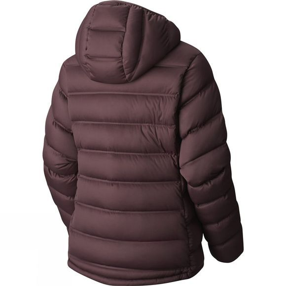 Womens StretchDown Plus Hooded Jacket