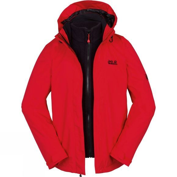 Womens Torrential Rain 3-in-1 Jacket