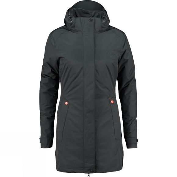 Ayacucho Womens Vancouver 3-in-1 Jacket Black