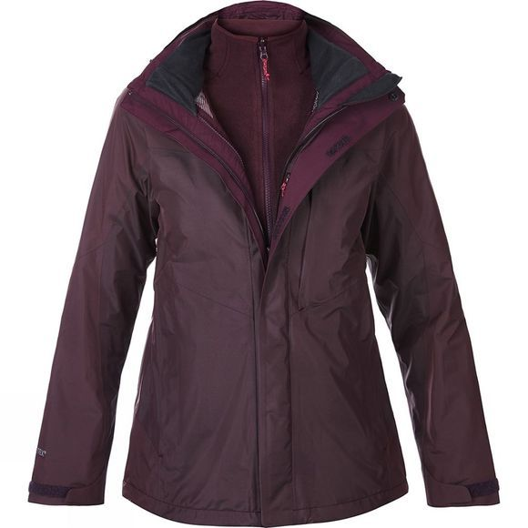 Womens Island Peak 3-in-1 Jacket