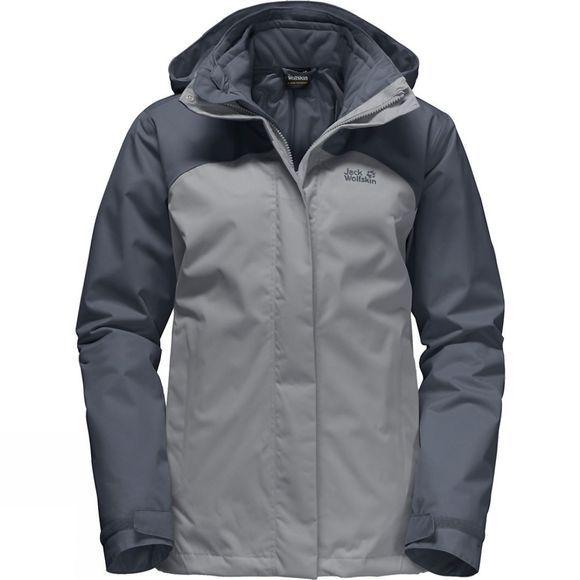 quality design af4d2 87148 Womens Echo Bay 3-in-1 Jacket