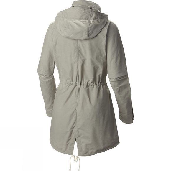 Womens Tillicum Bridge Long Jacket