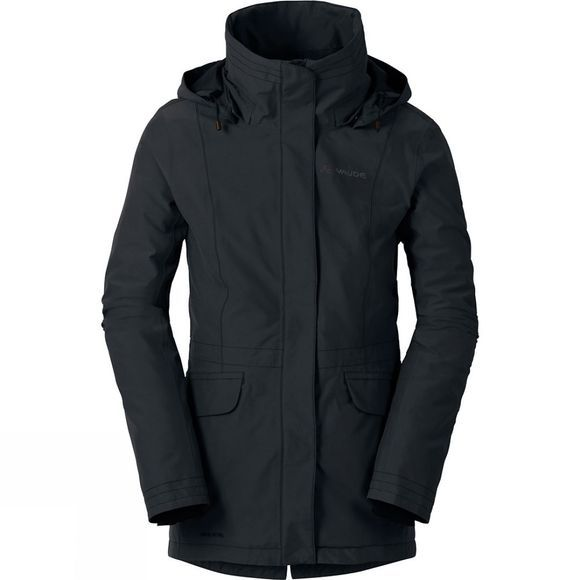 Vaude Womens Zamora Jacket Black