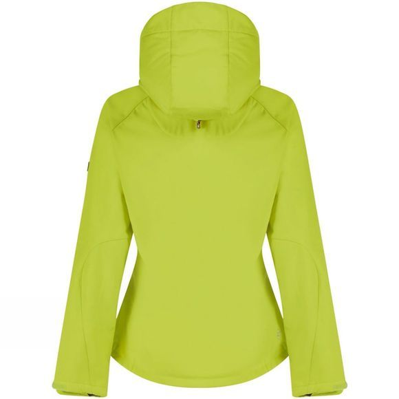 Regatta Womens Desoto II Jacket Lime Zest/Light Steel
