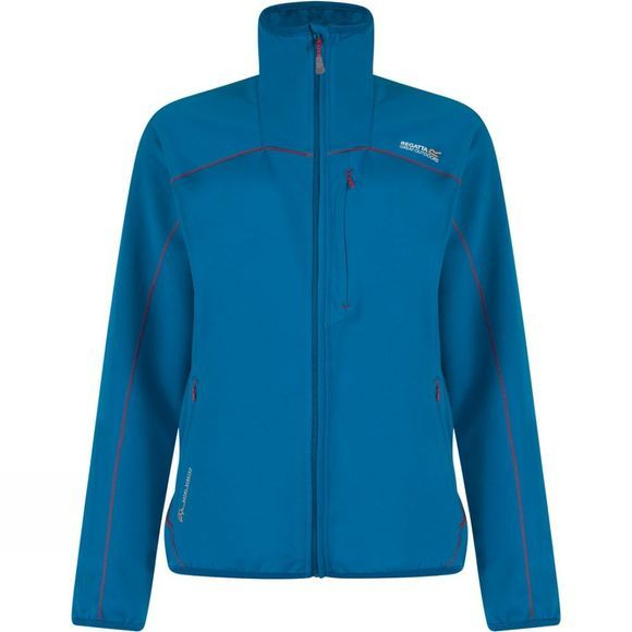 Regatta Womens Abney II Jacket Methyl Blue
