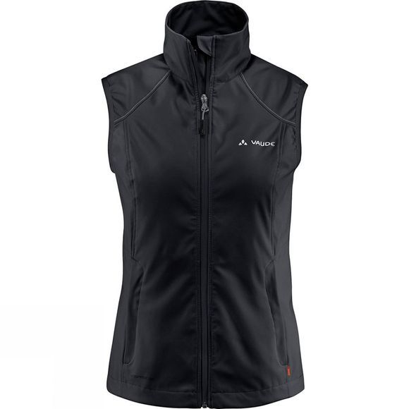 Vaude Womens Hurricane Vest II Black