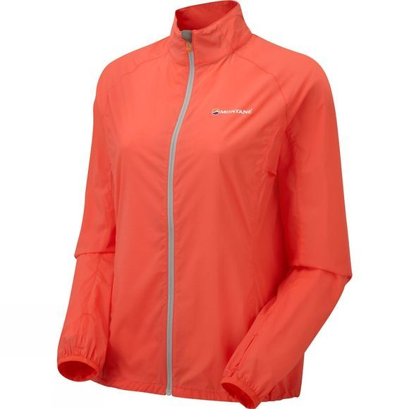 Montane Womens Featherlite Trail Jacket Alpenglow