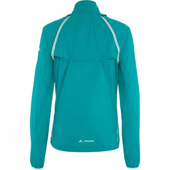 Vaude Womens Windoo Jacket Reef