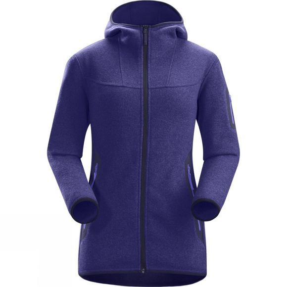 Arc'teryx Womens Covert Hoody Azulene