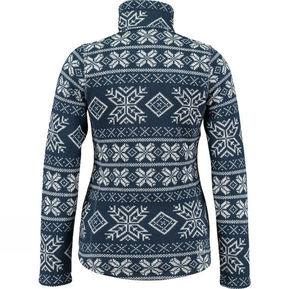 Ayacucho Women's Inverno Jacket Navy/Silver