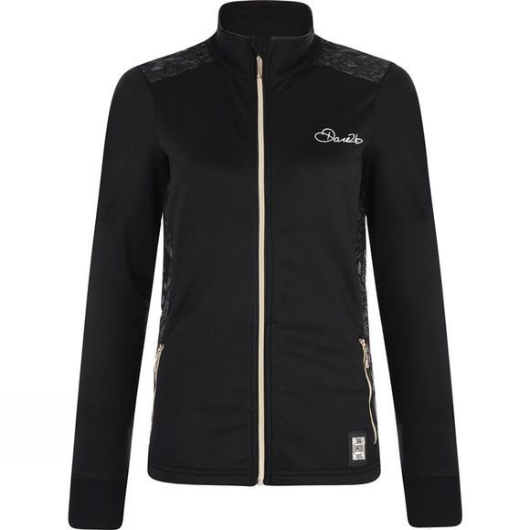 Dare 2 b Womens Entwine Core Stretch Jacket Black