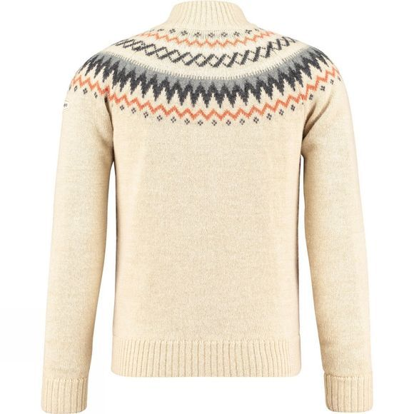 Womens Nordic Wood Knit Jacket