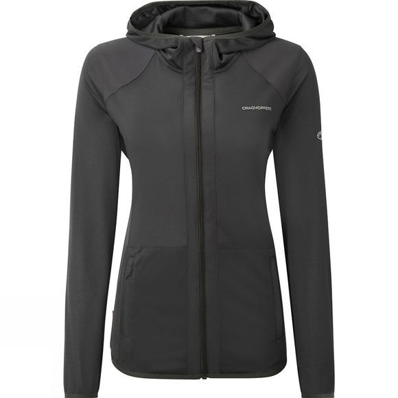 Craghoppers Womens NosiLife Asmina Jacket Charcoal