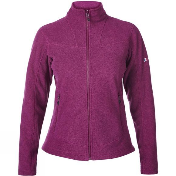 Berghaus Womens Activity 2.0 Jacket Dark Cerise / Cerise Noire