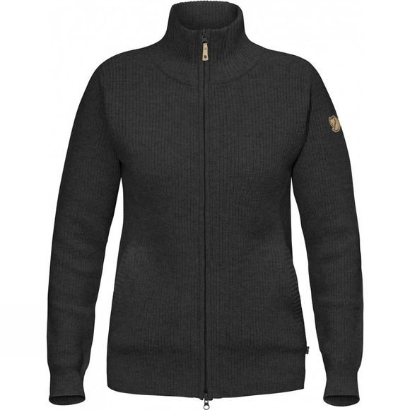 Womens Övik Zip Cardigan