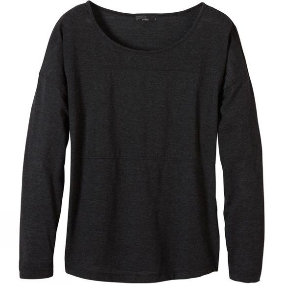 Womens Vicky Long Sleeve Top