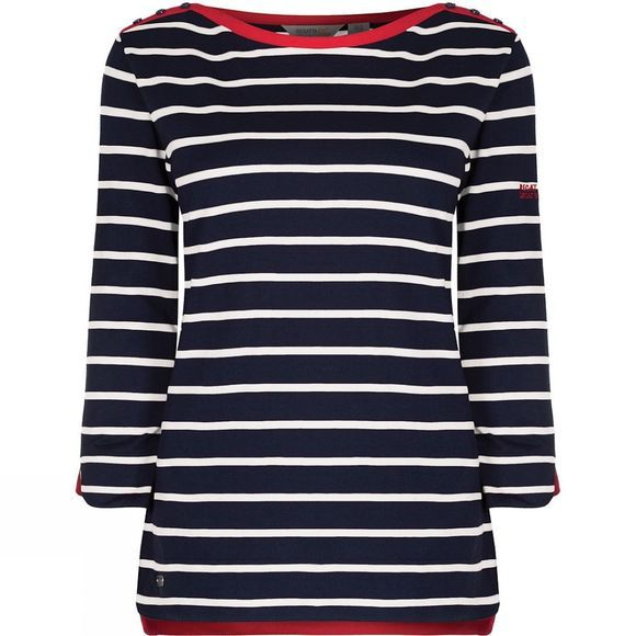 Regatta Womens Prairie T-Shirt Navy