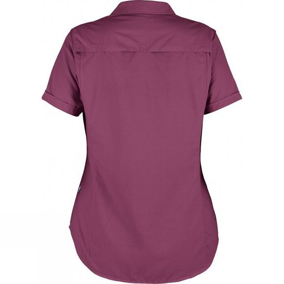Womens Abisko Hike Shirt