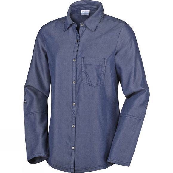 Women's Wayfarer Tencel Long Sleeve Shirt