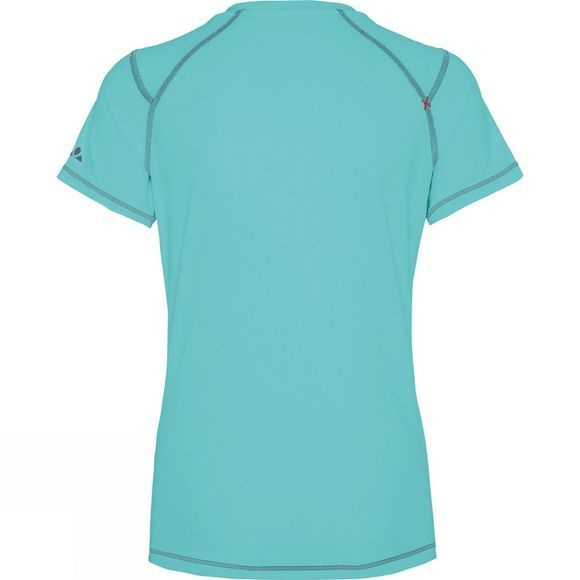 Vaude Womens Hallett Shirt Icewater