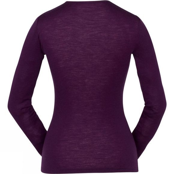 Womens Everyday Long Sleeve Crewe