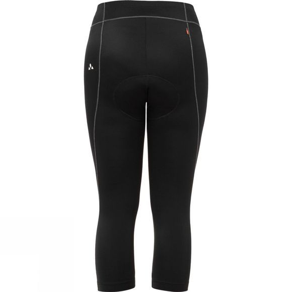 Vaude Womens Active 3/4 Pants Black