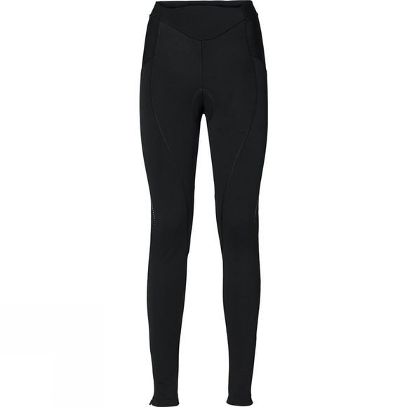 Vaude Womens Advanced Warm Pants II Black