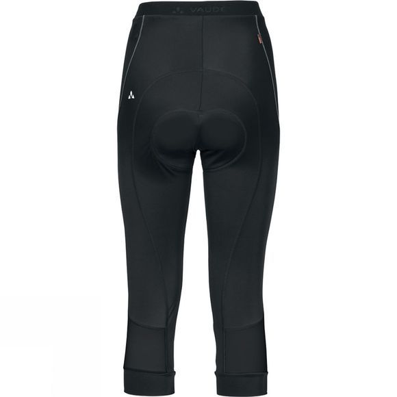 Vaude Womens Advanced 3/4 Pants II Black