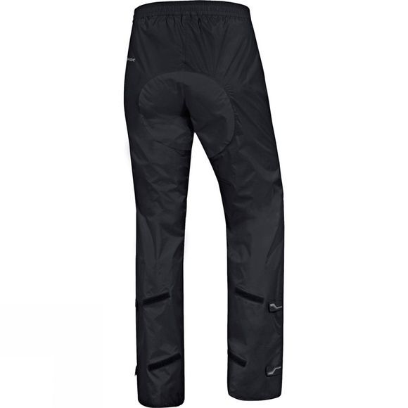 Vaude Womens Drop Pants II Black