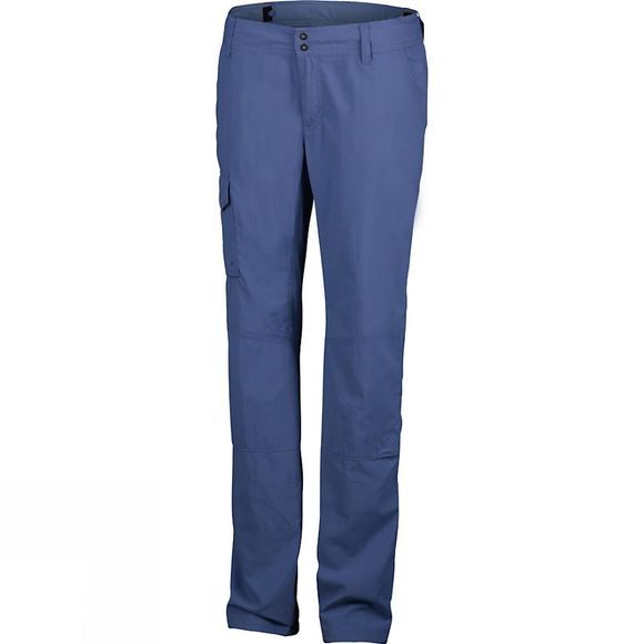 Columbia Womens Silver Ridge Pants Bluebell