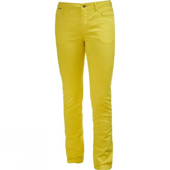 Helly Hansen Womens HH Jeans Bright Yellow