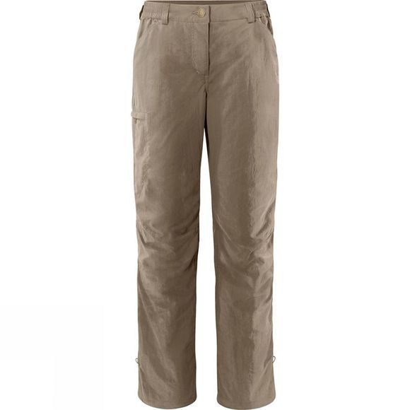 Vaude Womens Farley Pants IV Muddy
