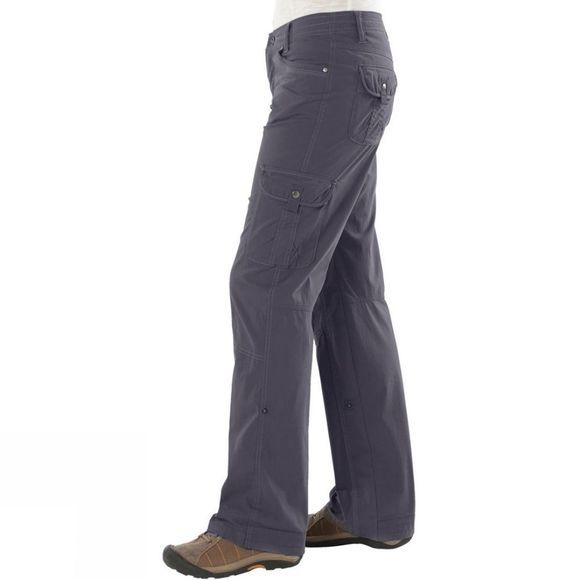Kuhl Womens Splash Roll Up Pant CARBON
