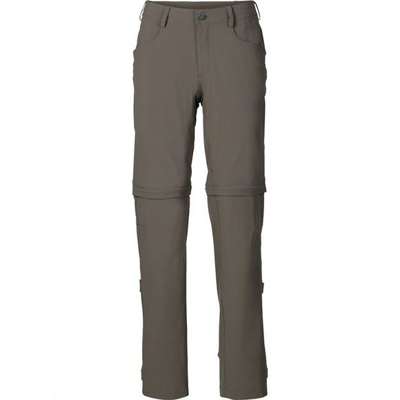 Vaude Womens Yaki Zip Off Pants Coconut