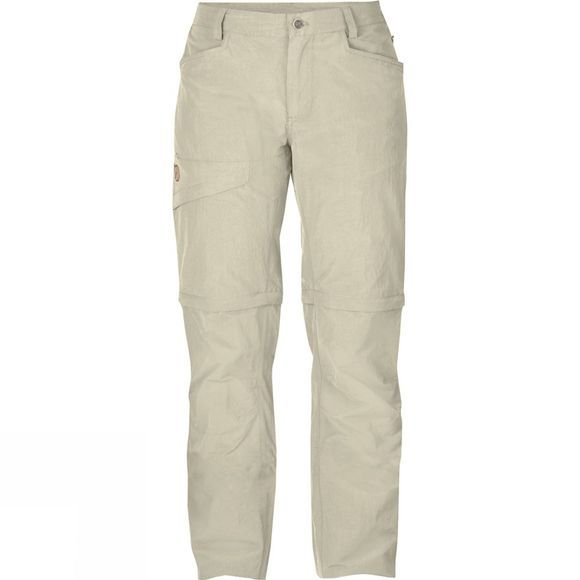 Fjallraven Womens Daloa MT Zip-Off Trousers Light Beige