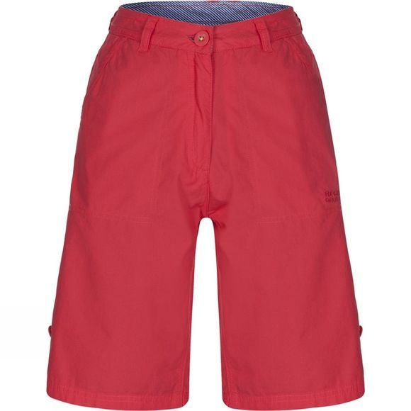 Regatta Womens Sail Away Shorts Coral Blush