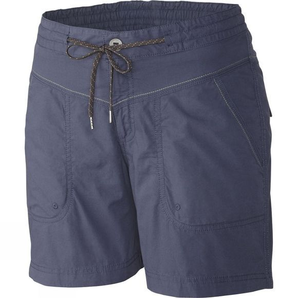 Columbia Womens Down the Path Shorts Nocturnal