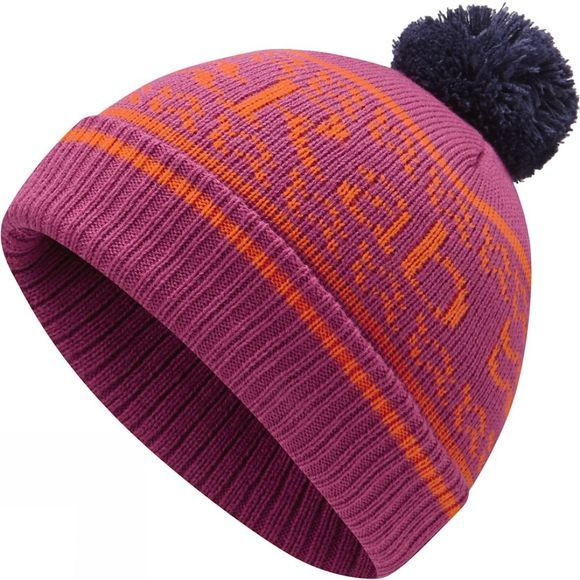 Rab Womens Rock Bobble Hat Jam
