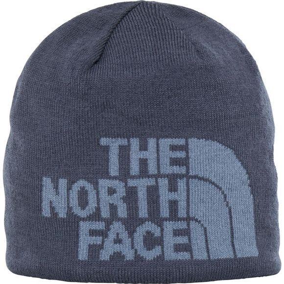The North Face Highline Beanie Mid Grey/ Graphite Grey Camo Print