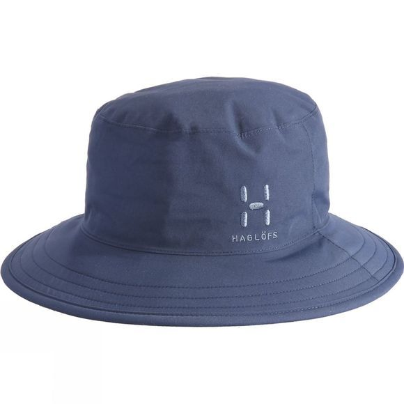 Haglofs Proof Rain Hat Tarn Blue