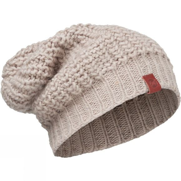 Buff Knitted Gribling Hat Mineral