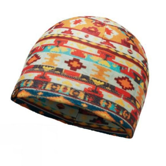 Polar Fleece Hat Patterned