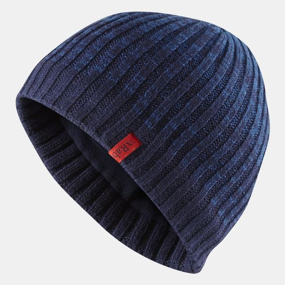 Rab Mens Elevation Beanie Ink/Deep Ink
