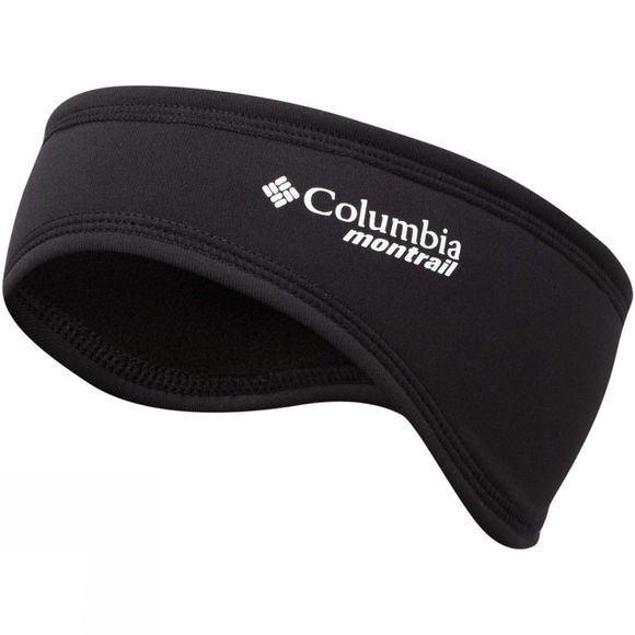 Columbia Mens Caldorado Headband Black